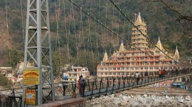 Rishikesh Desktop Wallpaper Free