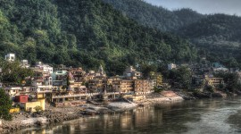 Rishikesh Wallpaper Background