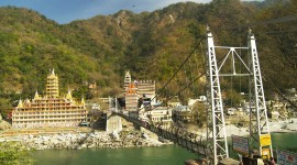 Rishikesh Wallpaper High Definition