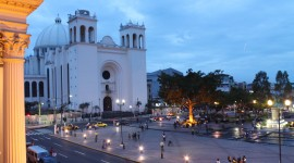 San Salvador Wallpaper High Definition