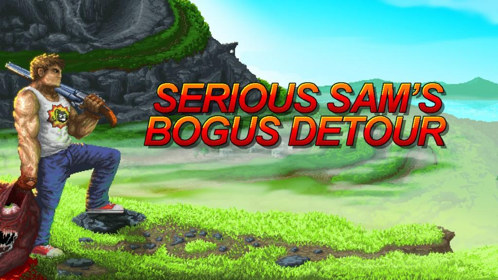 Serious Sam Bogus Detour wallpapers HD