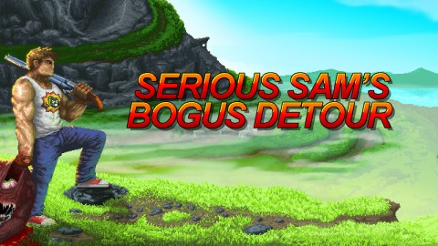 Serious Sam Bogus Detour wallpapers high quality