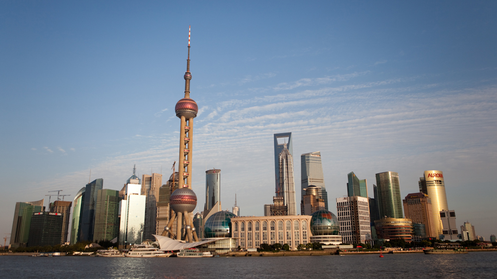 Shanghai Wallpapers High Quality Download Free