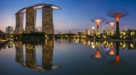 Singapore Wallpaper 1080p