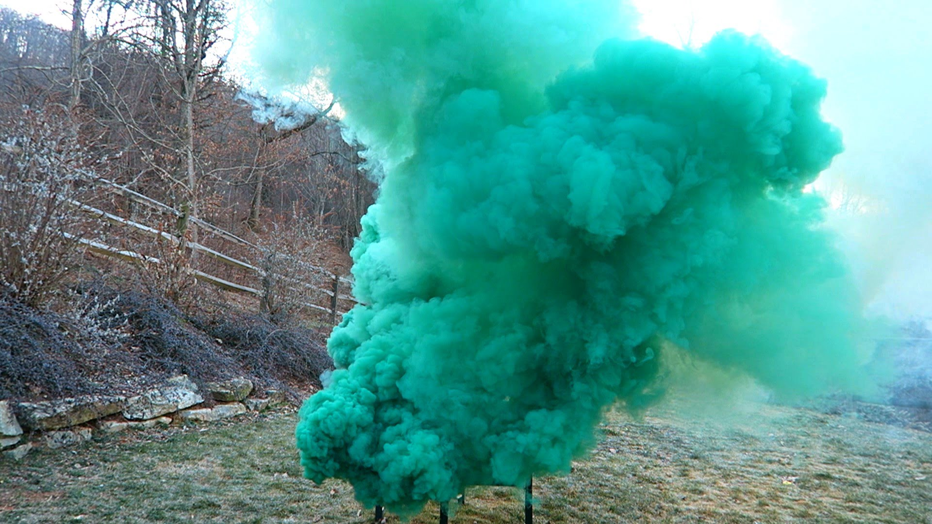 Smoke Bomb Wallpapers High Quality | Download Free