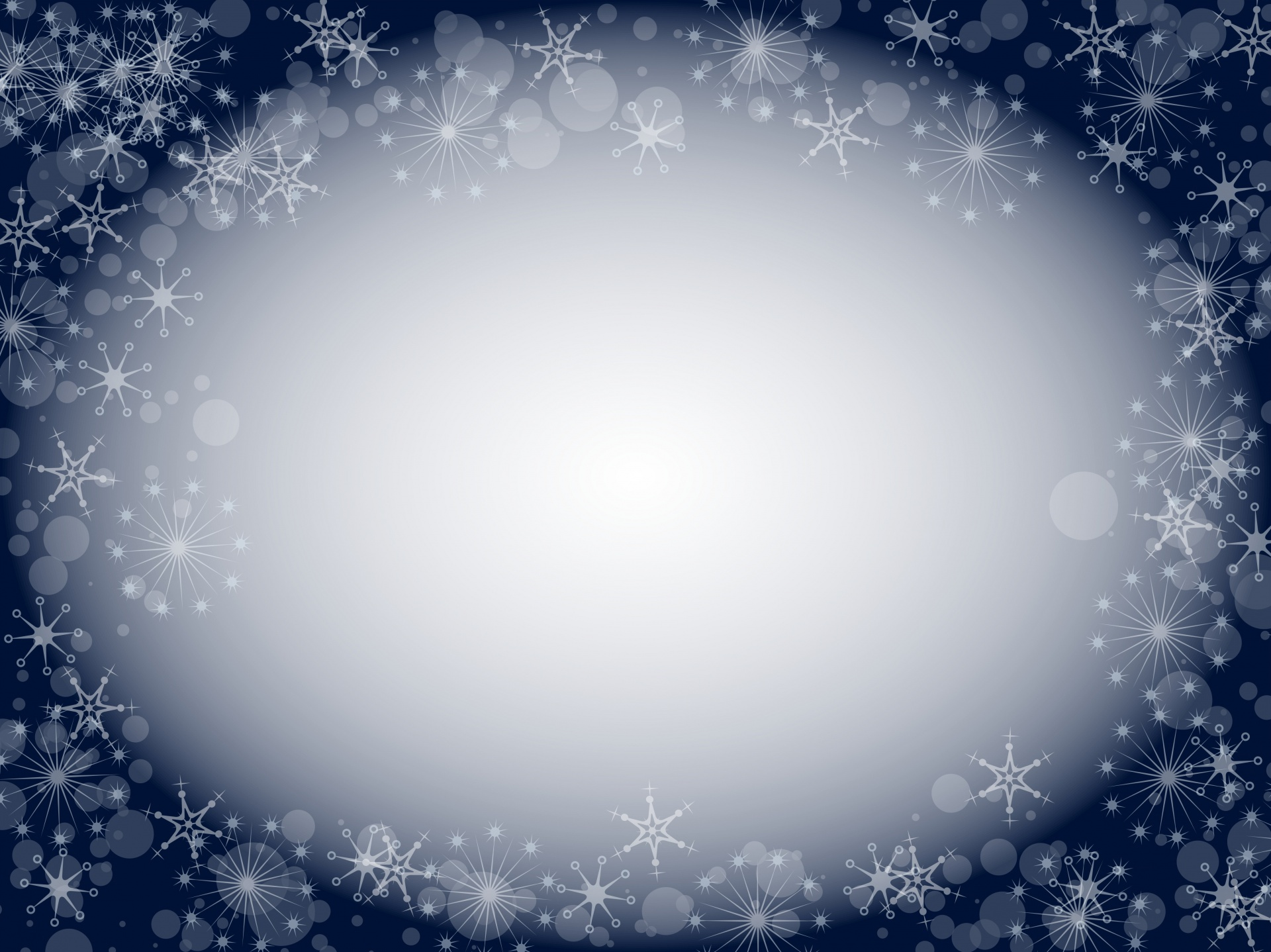 snowflake frame wallpapers high quality