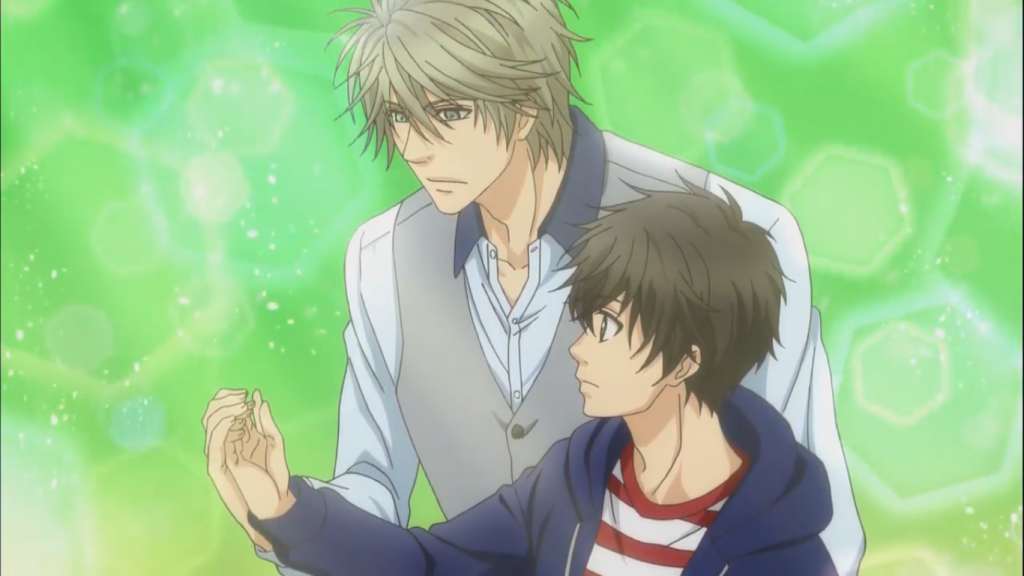 Super Lovers Ova wallpapers HD
