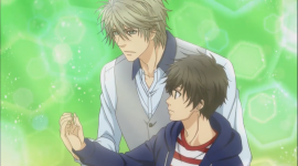 Super Lovers Ova Wallpaper