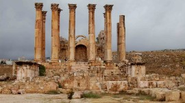 Temple Of Artemis Desktop Wallpaper For PC