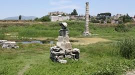 Temple Of Artemis Desktop Wallpaper Free