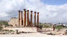 Temple Of Artemis Desktop Wallpaper HD