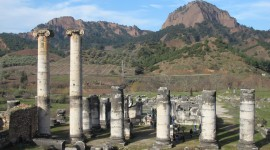 Temple Of Artemis Wallpaper