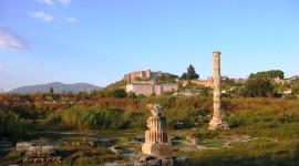 Temple Of Artemis Wallpaper Free