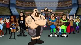 The Jetsons & Wrestling Wallpaper 1080p