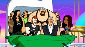 The Jetsons & Wrestling Wallpaper Full HD