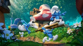 The Smurfs The Lost Village Image