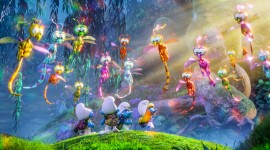 The Smurfs The Lost Village Photo Free#1