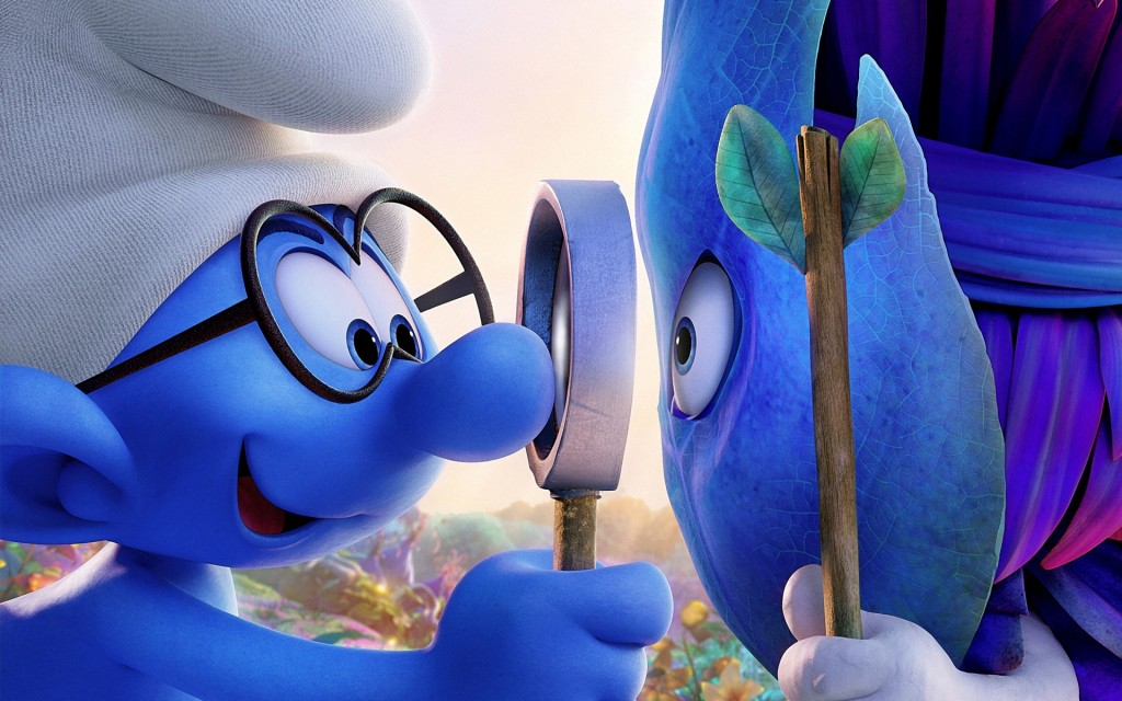 The Smurfs The Lost Village wallpapers HD