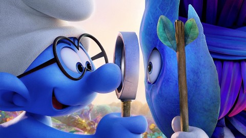 The Smurfs The Lost Village wallpapers high quality