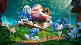 The Smurfs The Lost Village Wallpaper HQ#1
