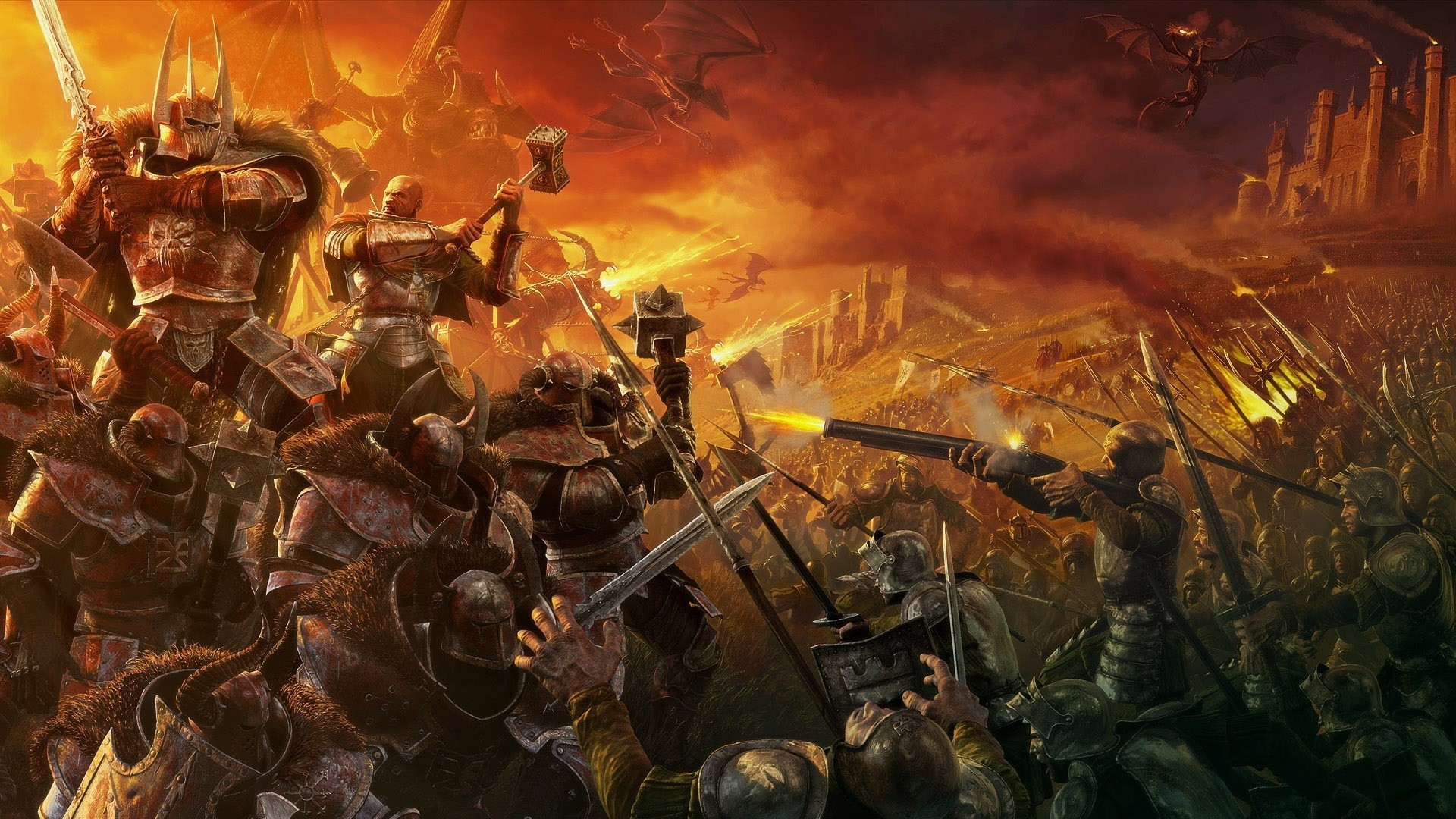 Total War Warhammer 2 Wallpapers High Quality Download Free