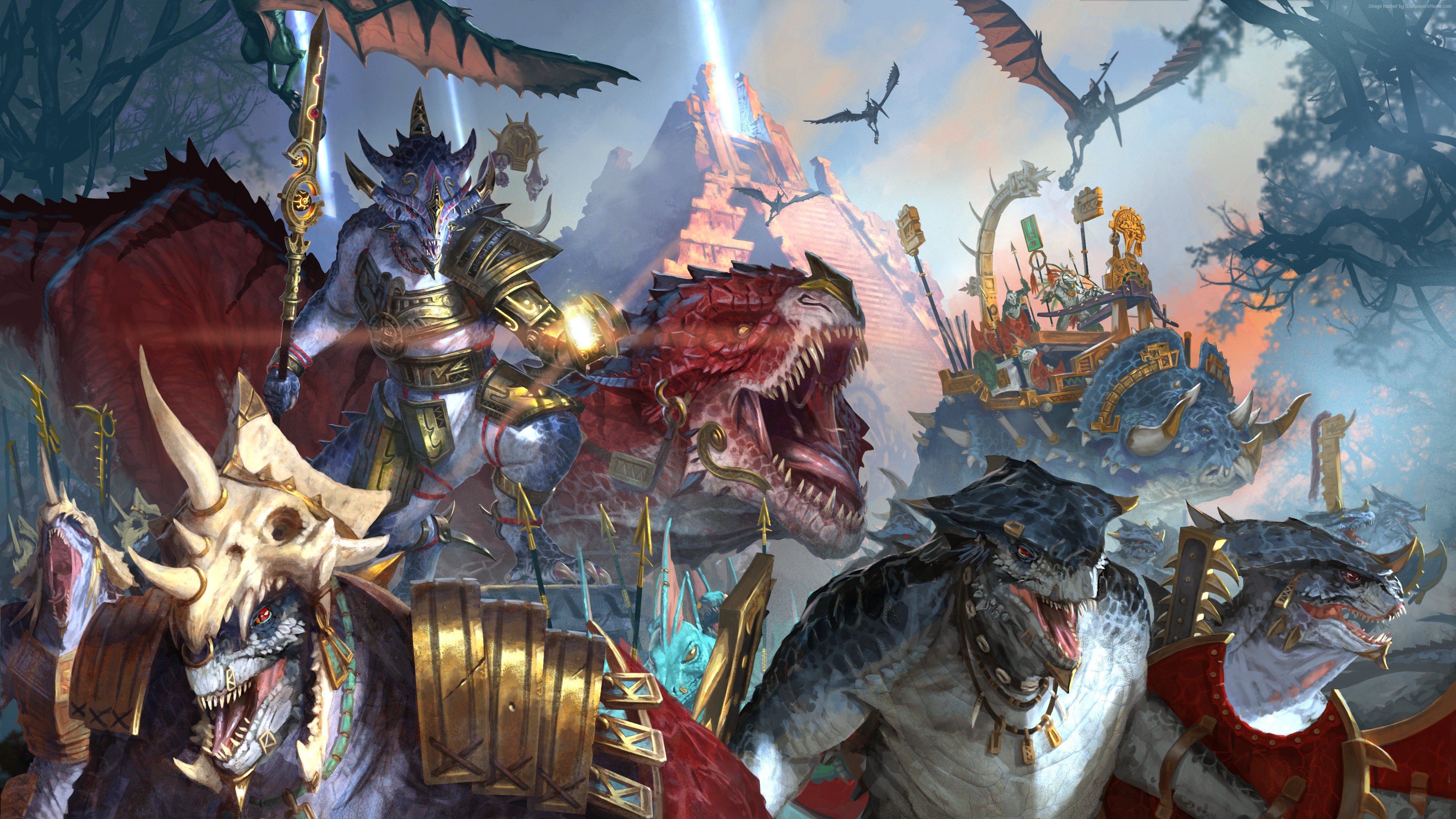 Total War Warhammer 2 Wallpapers High Quality