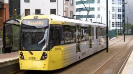 Tram Wallpaper 1080p