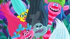 Trolls Wallpaper For IPhone