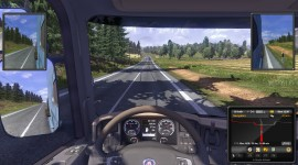 Trucker Simulator Wallpaper Download Free
