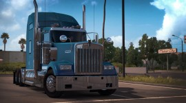 Trucker Simulator Wallpaper High Definition