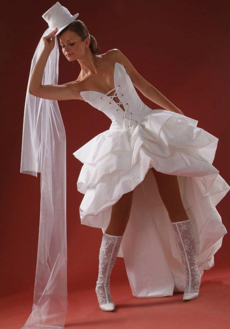 Свадебная мода своими руками