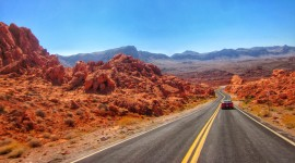 Valley Of Fire Wallpaper Full HD
