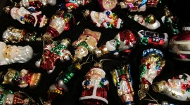 Vintage Christmas Decorations Photo#1