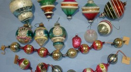 Vintage Christmas Decorations Pics#1