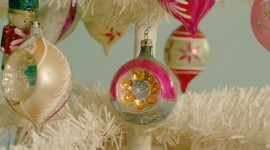 Vintage Christmas Decorations Image#1