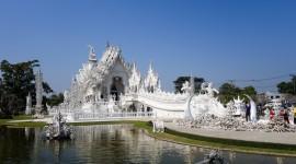 Wat Rong Khun Desktop Wallpaper For PC