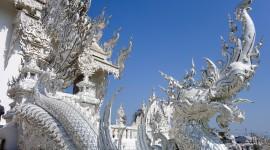 Wat Rong Khun Desktop Wallpaper Free