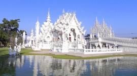 Wat Rong Khun Desktop Wallpaper HD