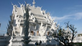 Wat Rong Khun Wallpaper 1080p