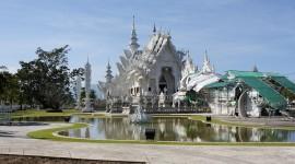 Wat Rong Khun Wallpaper Download