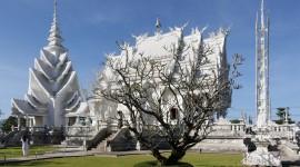 Wat Rong Khun Wallpaper Download Free