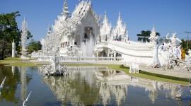 Wat Rong Khun Wallpaper For PC