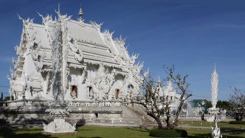 Wat Rong Khun wallpapers high quality