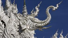 Wat Rong Khun Wallpaper Gallery