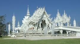 Wat Rong Khun Wallpaper HD
