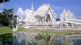 Wat Rong Khun Wallpaper HQ