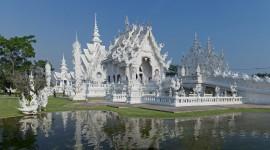 Wat Rong Khun Wallpaper High Definition