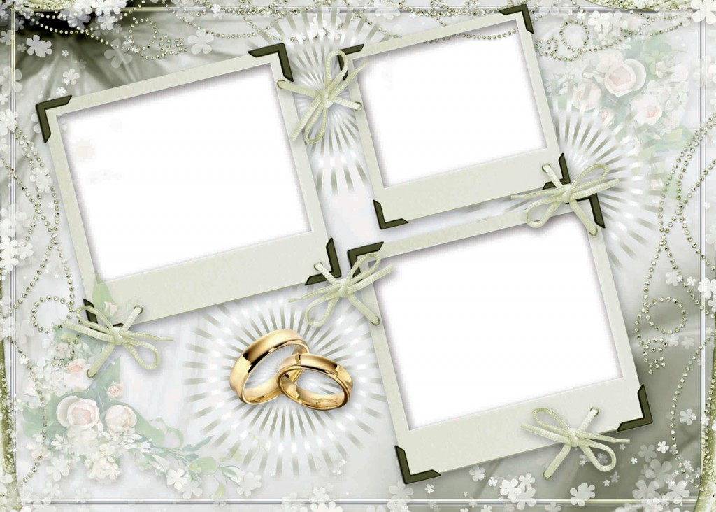 Wedding Frames Wallpapers High Quality | Download Free