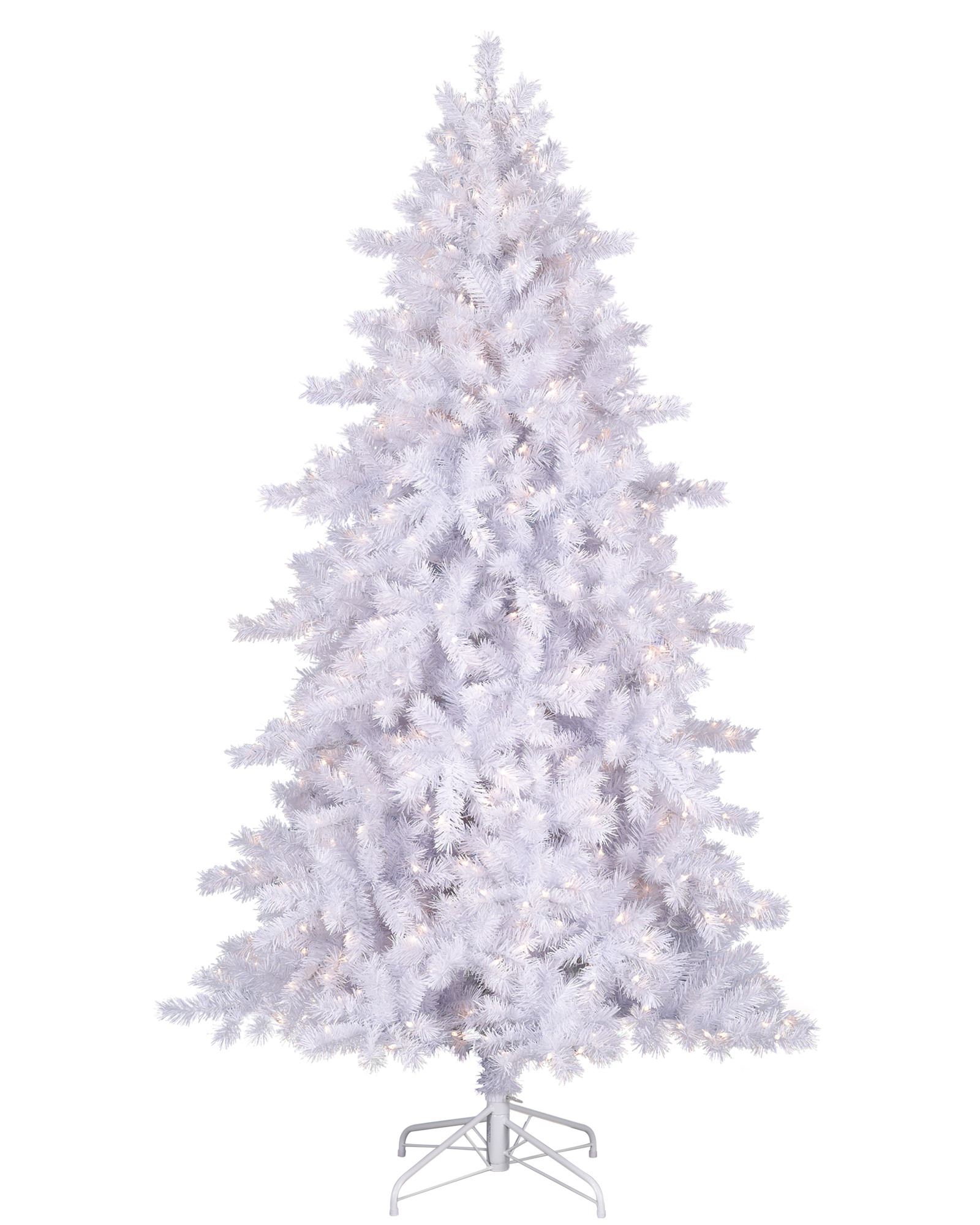 Prelit Artificial Christmas Trees