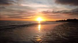 Winter Dawn Photo Free